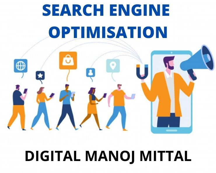 SEARCH-ENGINE-OPTIMISATION Manoj Mittal