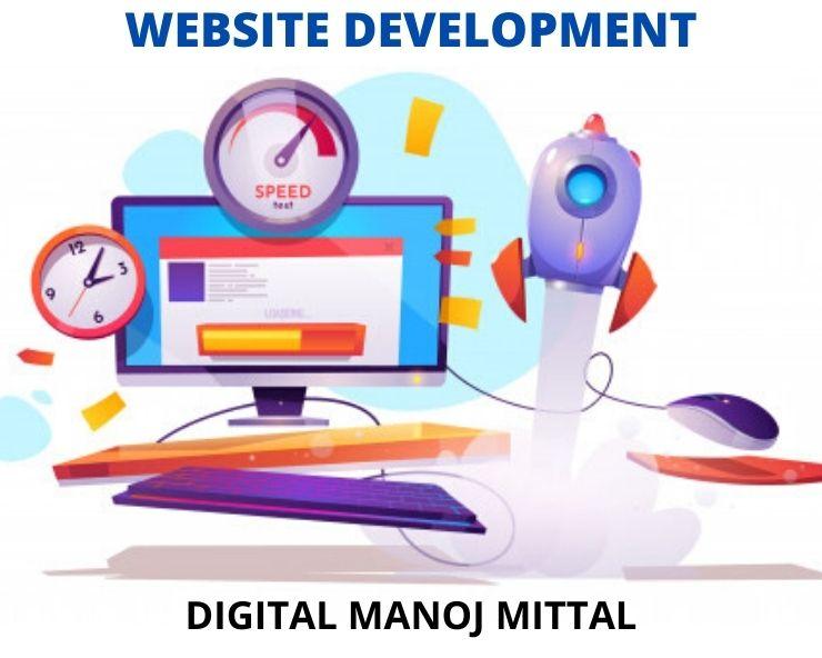 WEBSITE-DEVELOPMENT Manoj Mittal